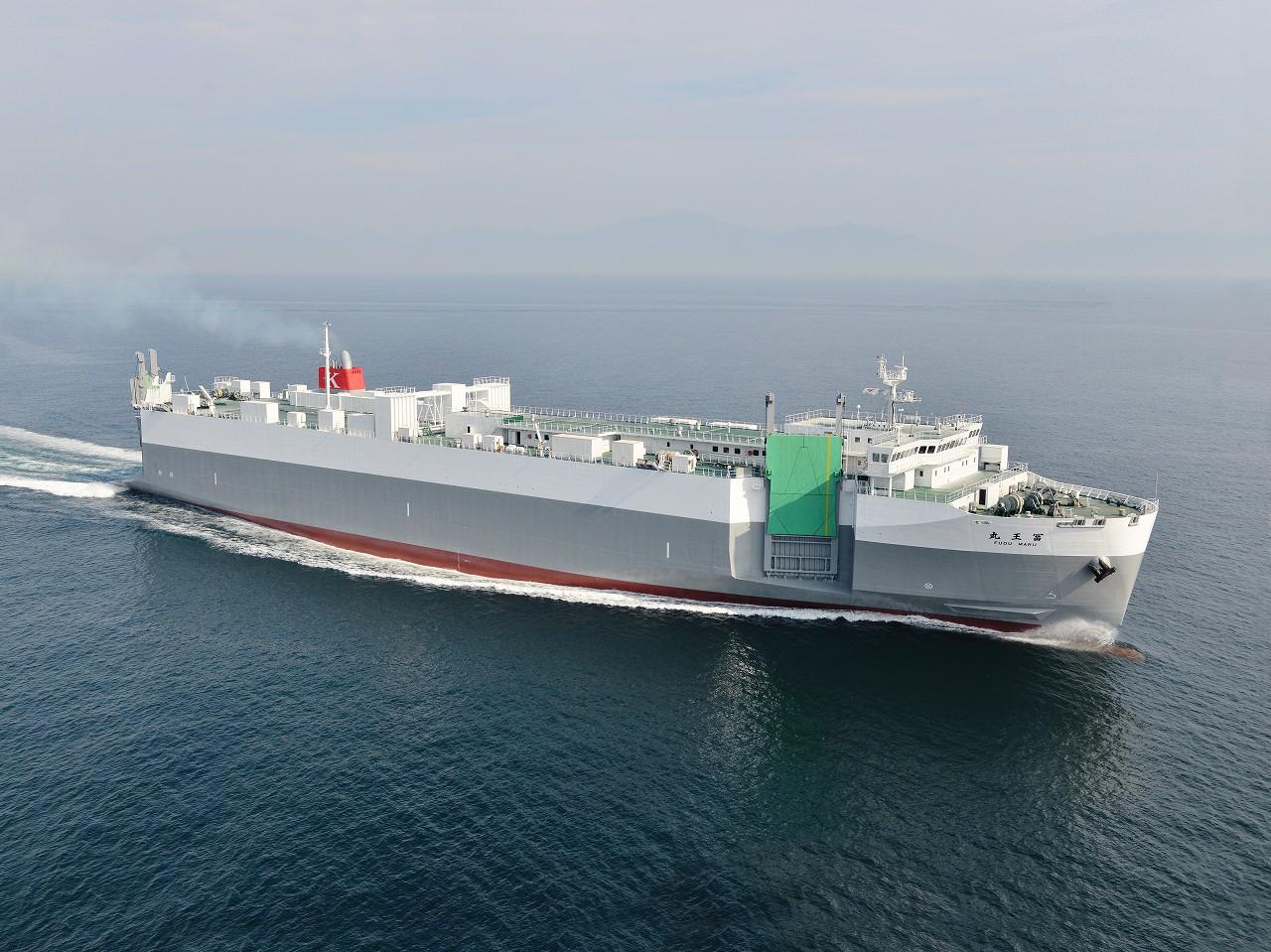 新造船「冨王丸」就航の件 | 川...